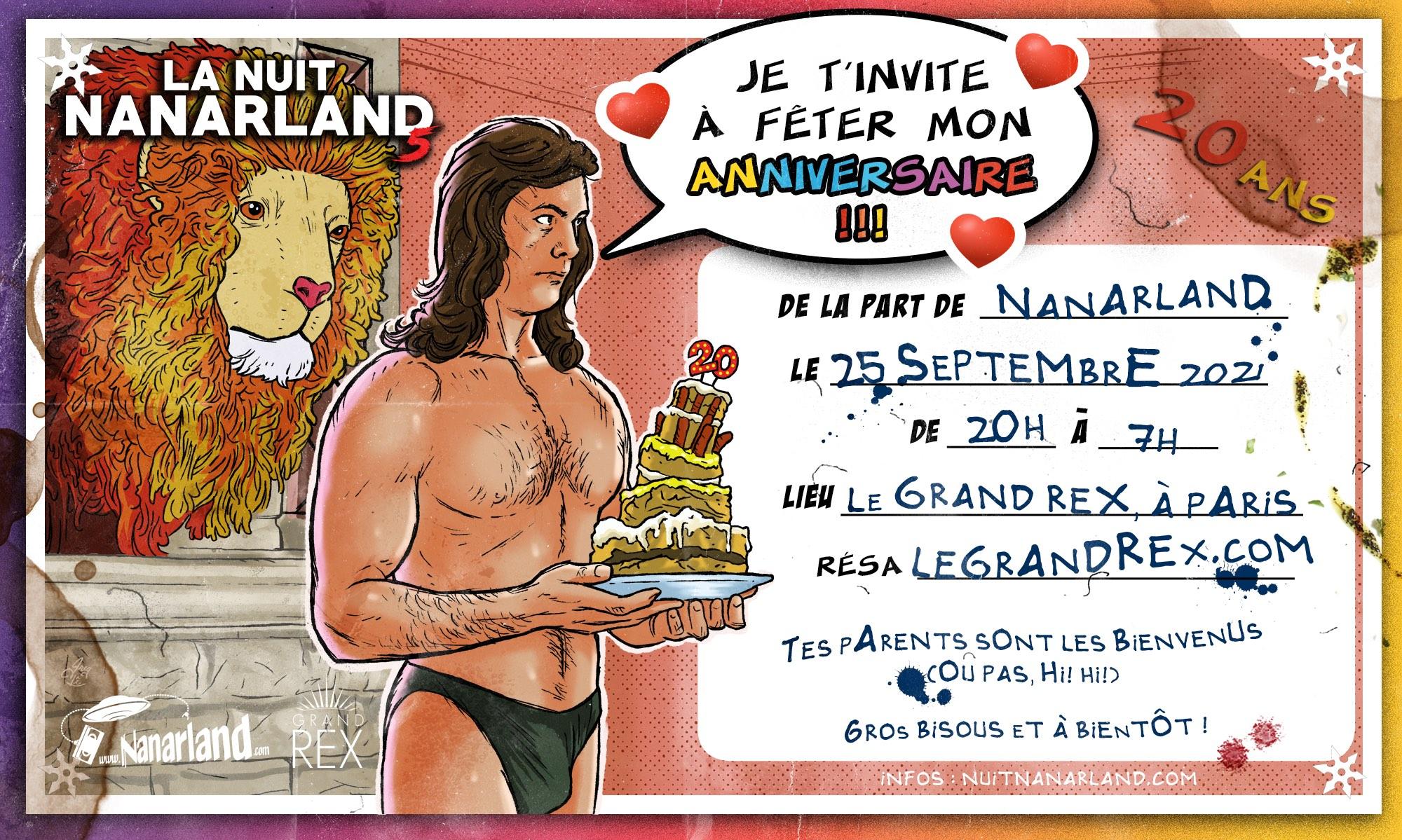 La Nuit Nanarland 5